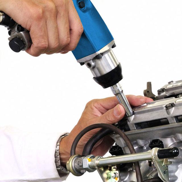 Industriewerkzeuge für Schraub- und Drehmomenttechnik