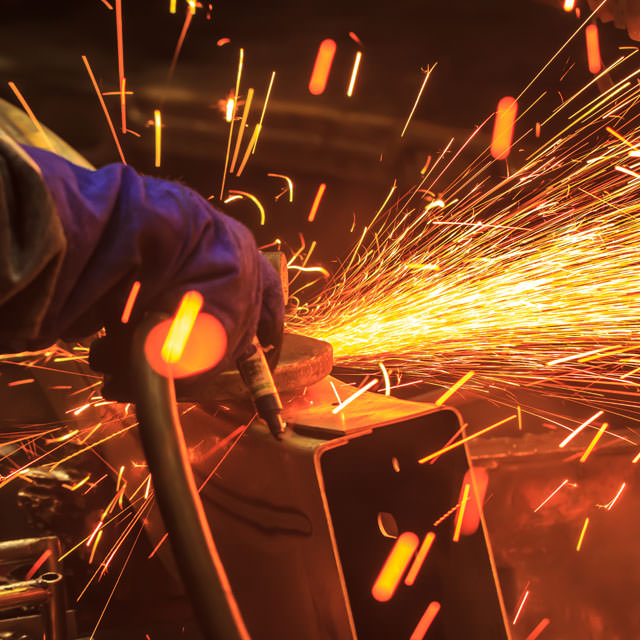 Industrial tools for grinding & surface finishing